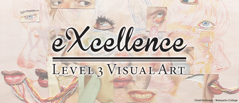 Title graphic - Excellence exhibition