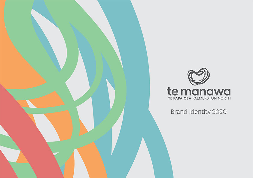 Brand Guidelines cover page