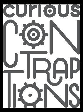 Curious Contraptions title logo