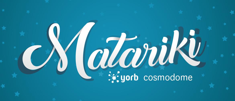 Matariki cosmodome
