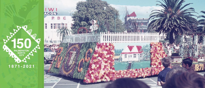 Image of Palmerston North Centennial Parade