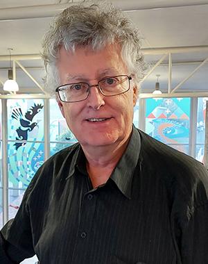 Photo of Geoffrey Jameson