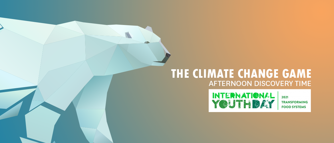 A stylised graphic of a polar bear
