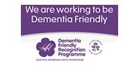Dementia-Friendly recognition badge