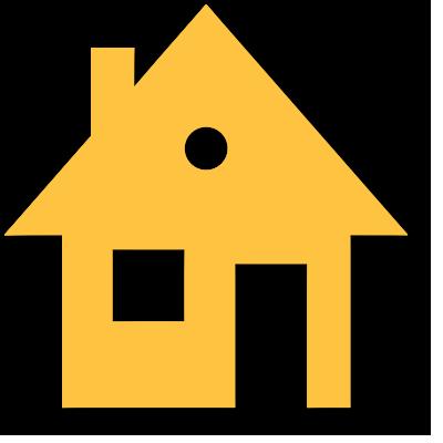 Shape of a house