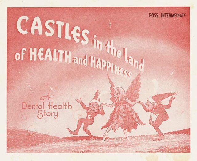 Fairies dance for dental health